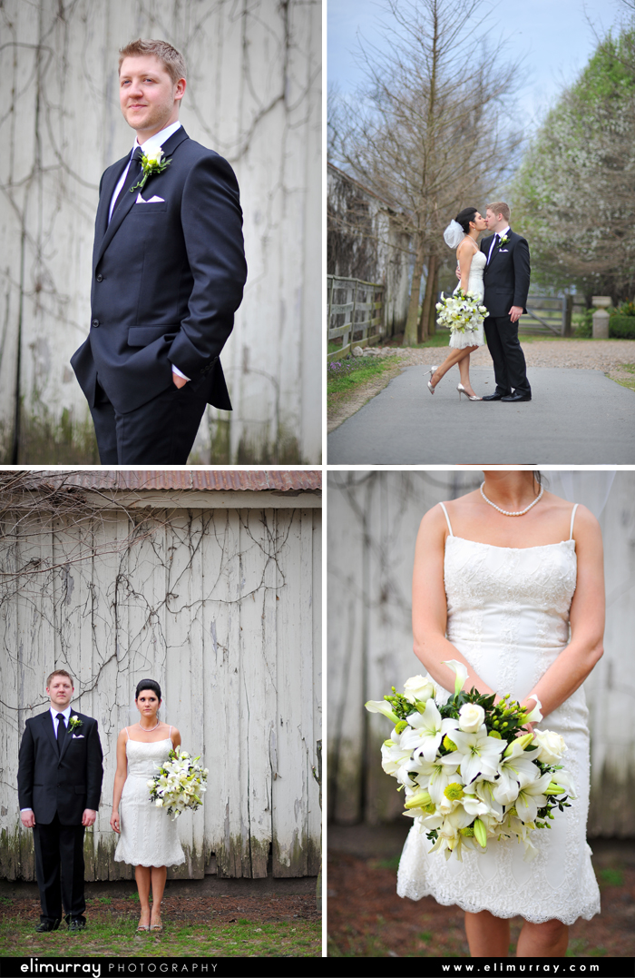 Modern Wedding Portraits