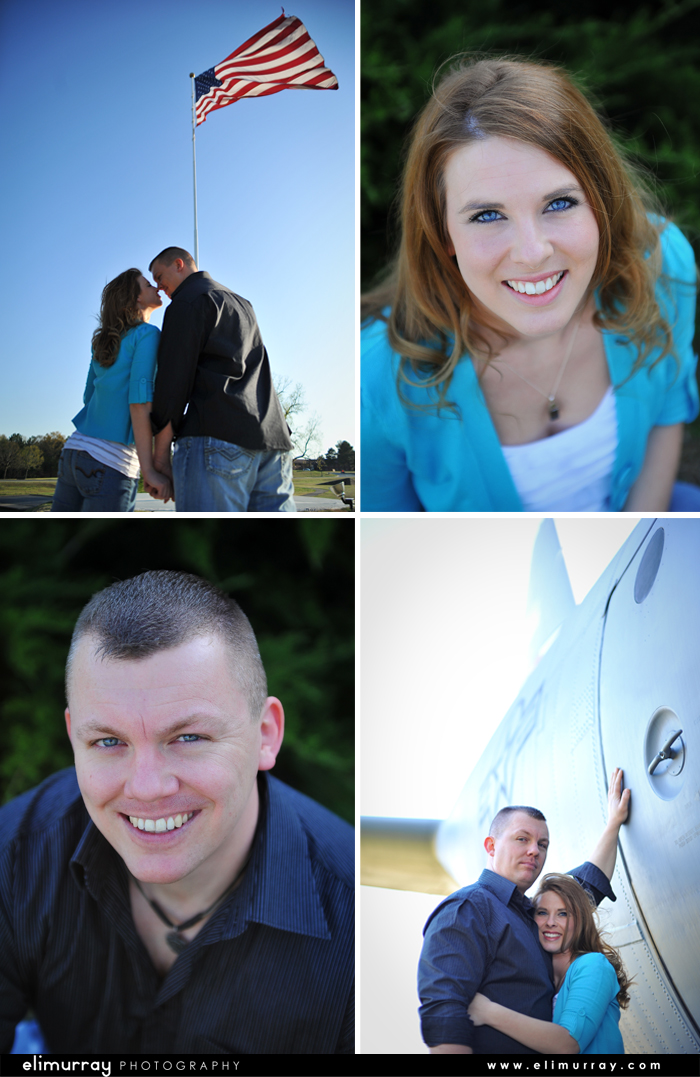 Little Rock Engagement Photos