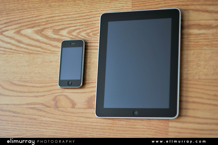 iPhone to iPad Comparison