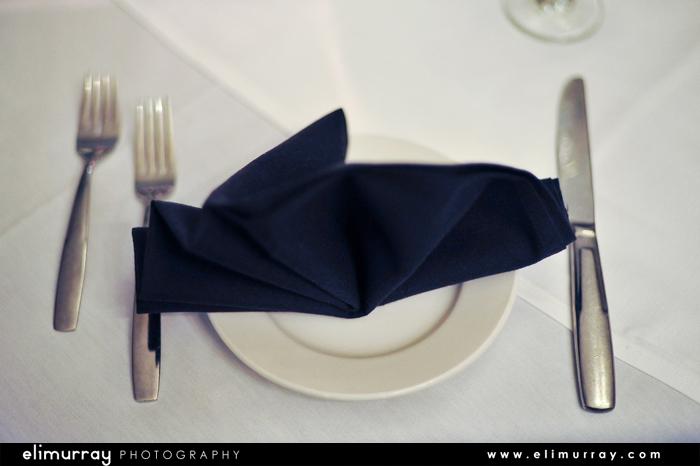 Formal Dinner Plate