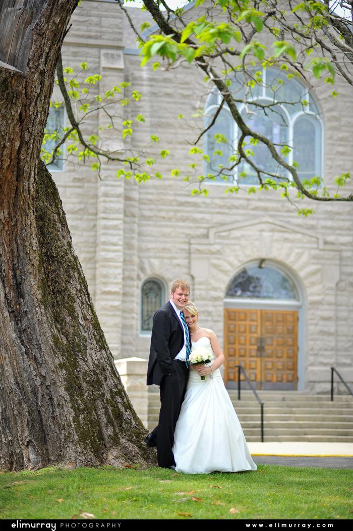 Brent and Rachel Wedding Day