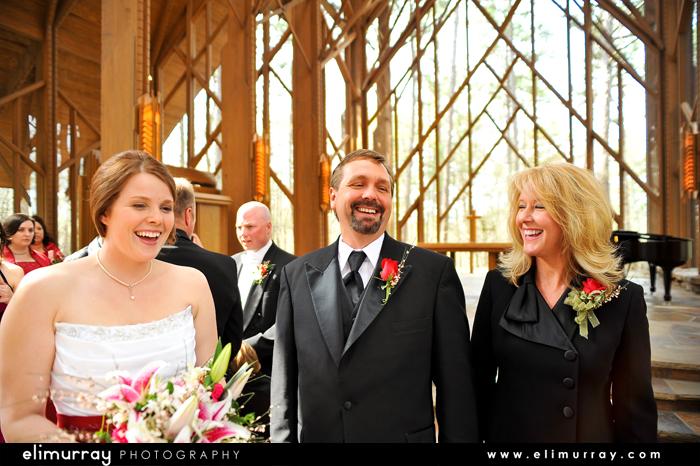 Happy Arkansas Bride