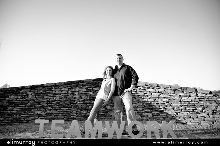 Married Couple Teamwork