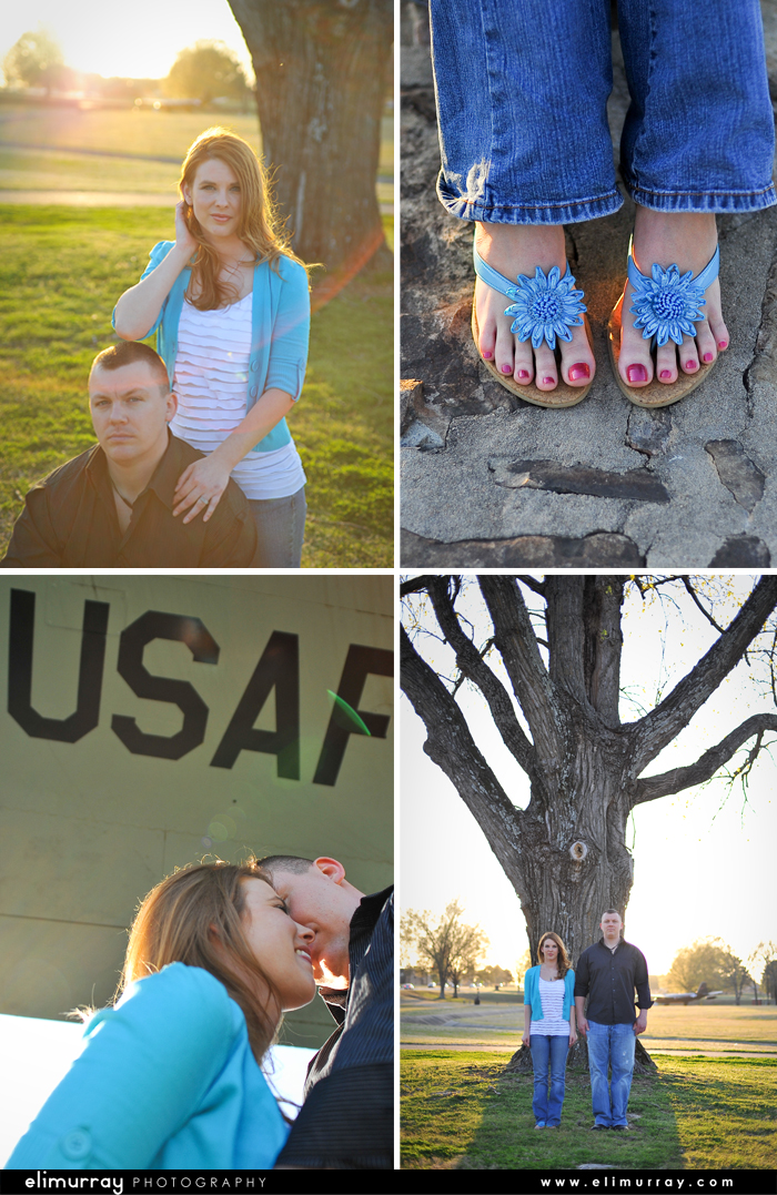 Little Rock Engagement Photographer