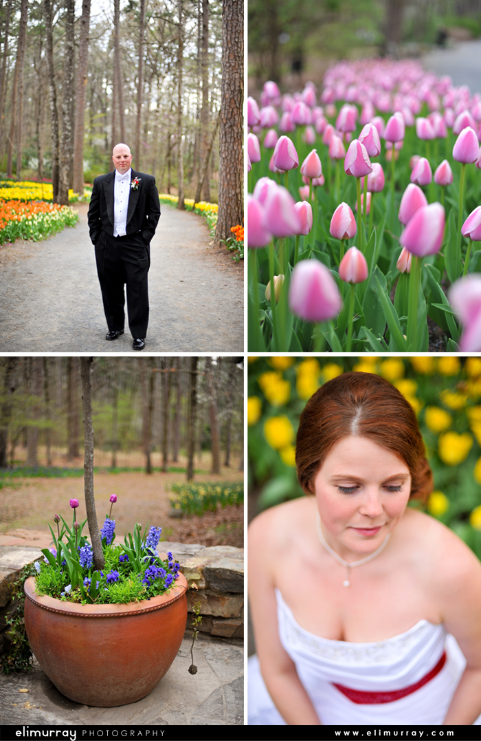Garvan Gardens Wedding