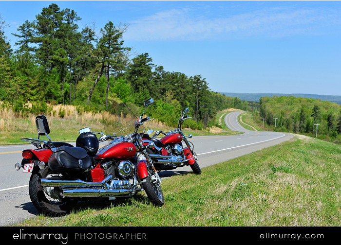 Arkansas Motorcycle Trip
