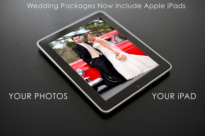 Apple iPad Wedding Package