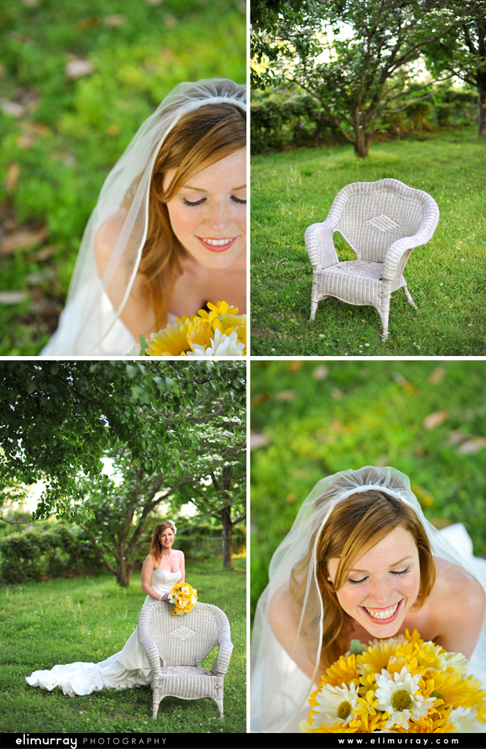 Arkansas Bridal Portraits