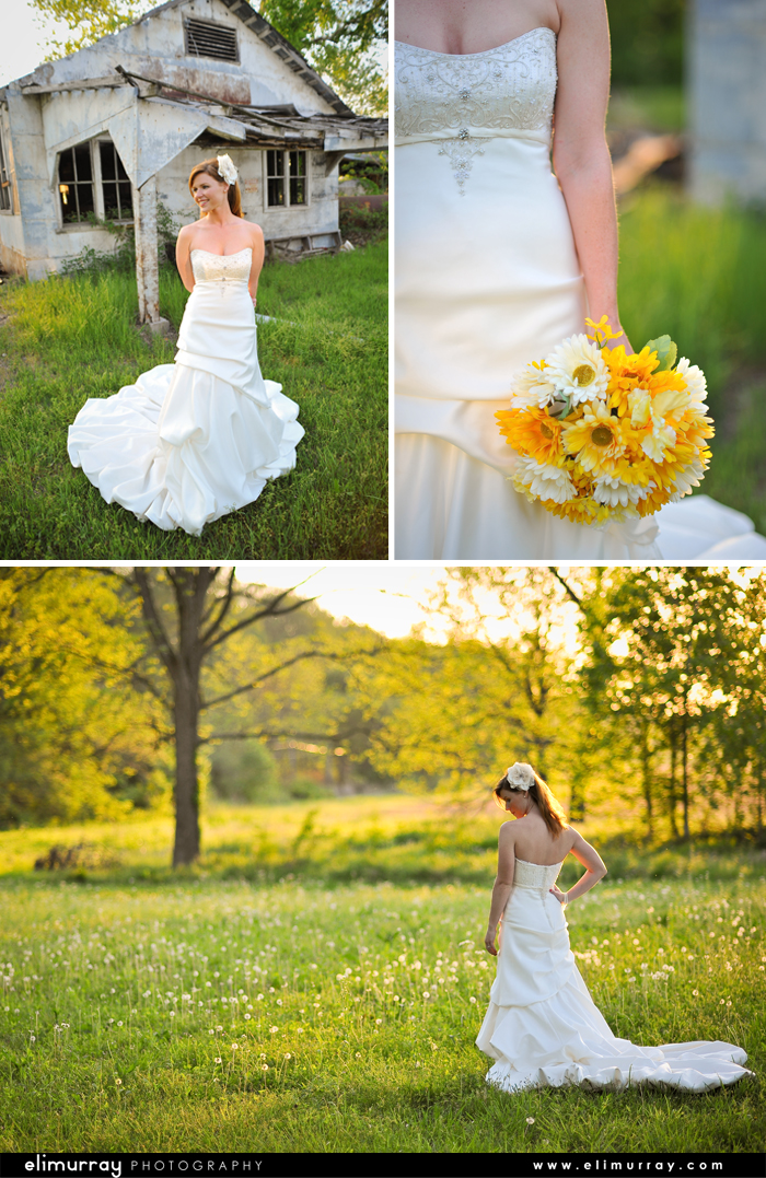 Little Rock Bridal Portraits