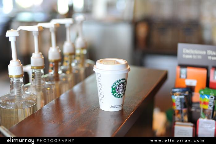 Starbucks Cup Wedding