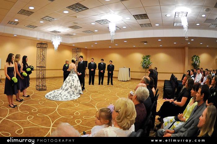 Holiday Inn Bankhead Rd. Wedding Ceremony