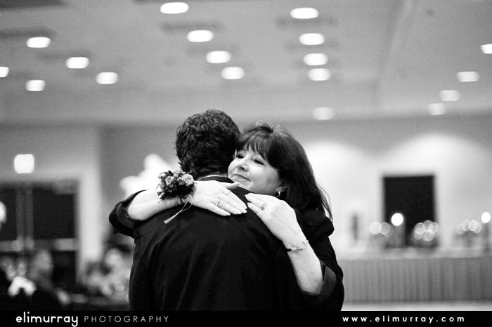 Mother/Son Dance Emotion