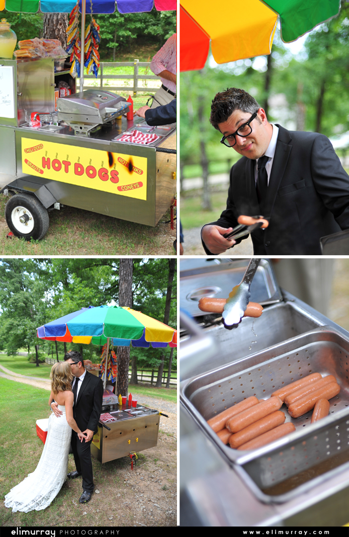 Hot Dog Mike Married