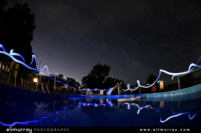 Epic Light Writing Photos