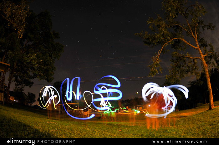 Light Writing Photography