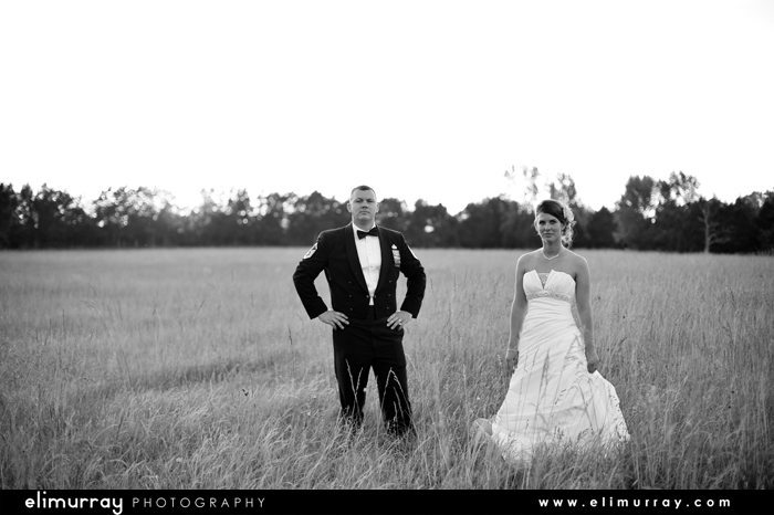 Arkansas Wedding Portraits