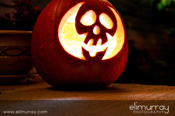 Jack-o-lantern Halloween