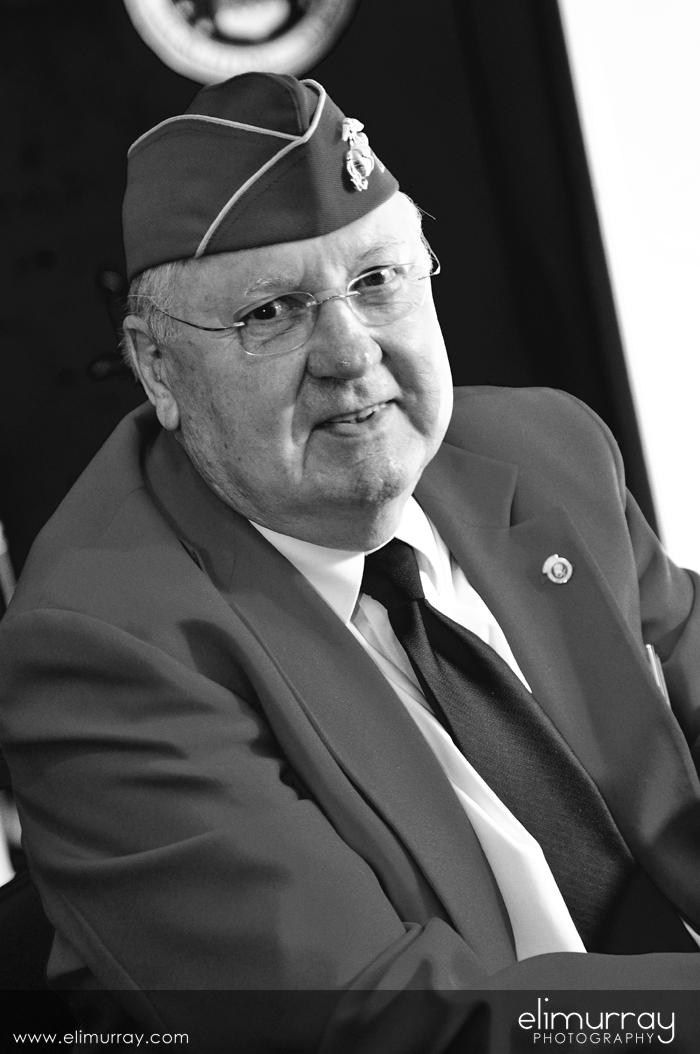 Sgt. Bill Harris U.S. Marine Corp