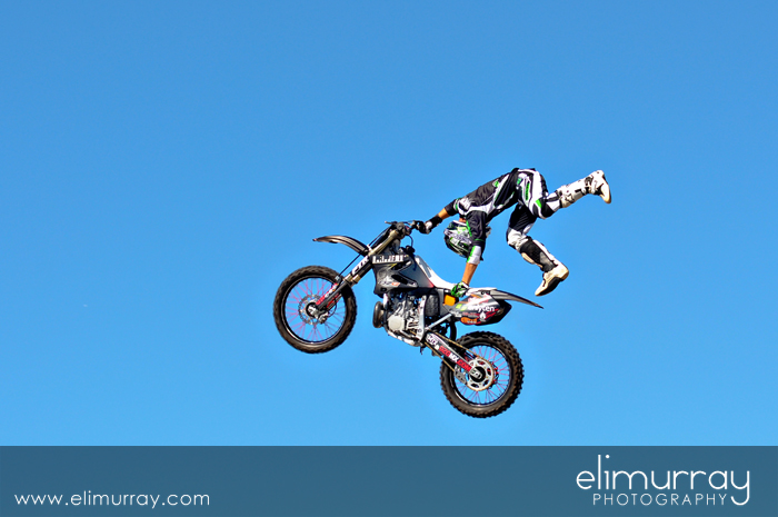 Motocross Freestyle Trick