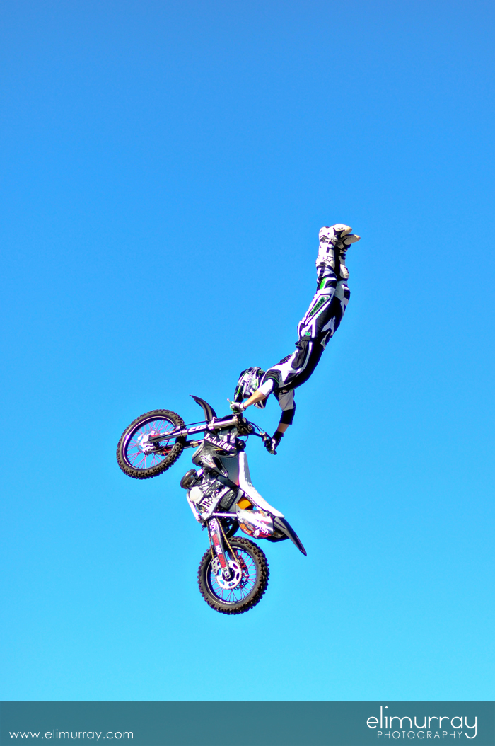 Freestyle Motocross Kiss of Death