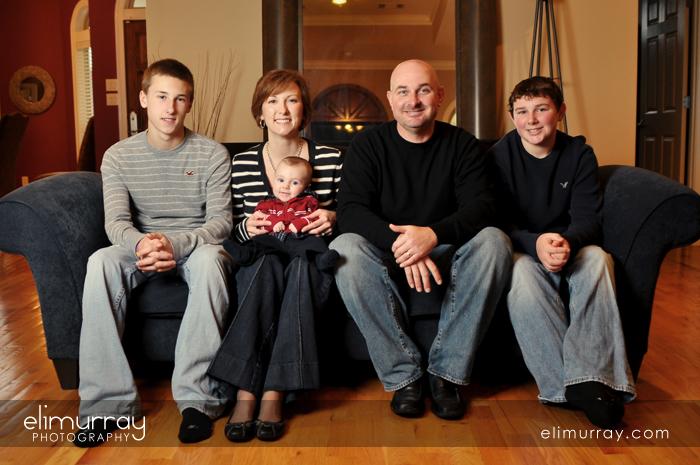 Modern Family Portraits