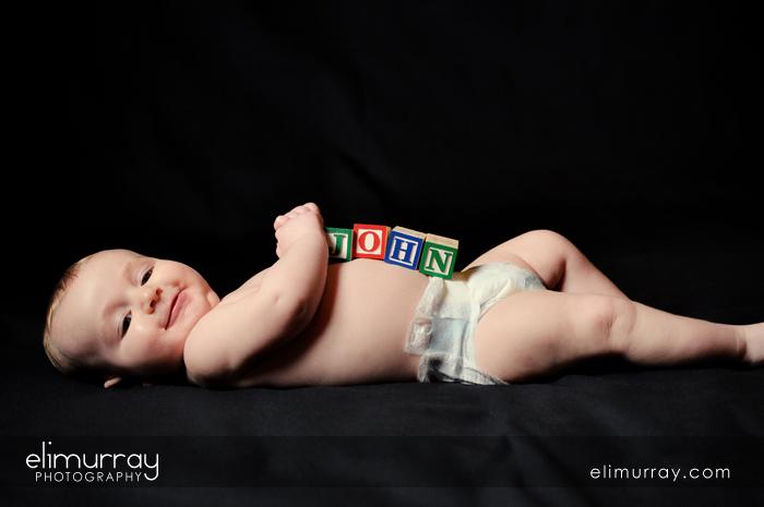 Modern Baby Portraits