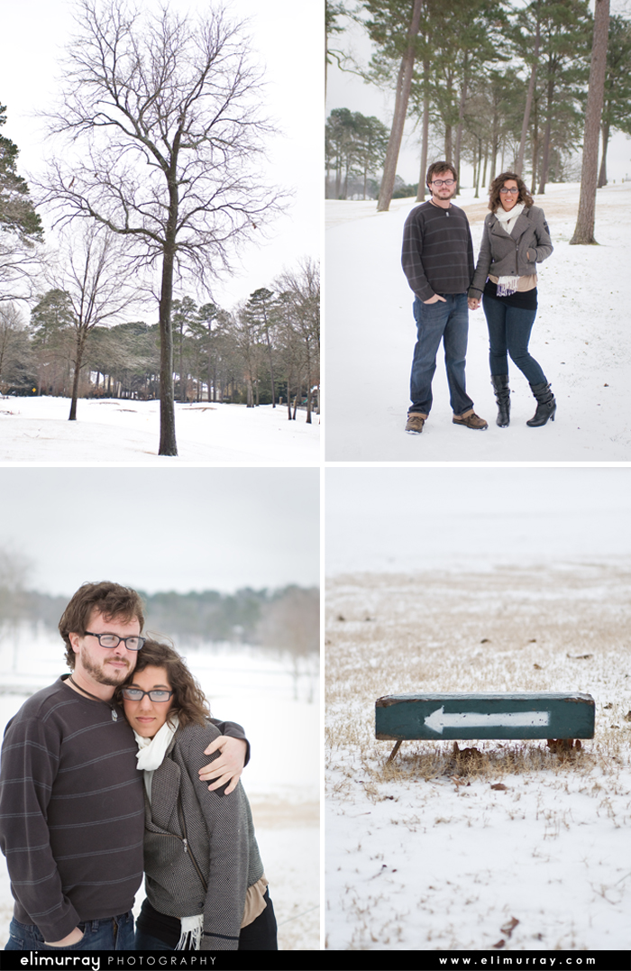 Winter Portraits Little Rock