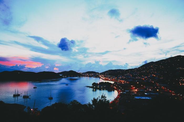 St. Thomas Sunset