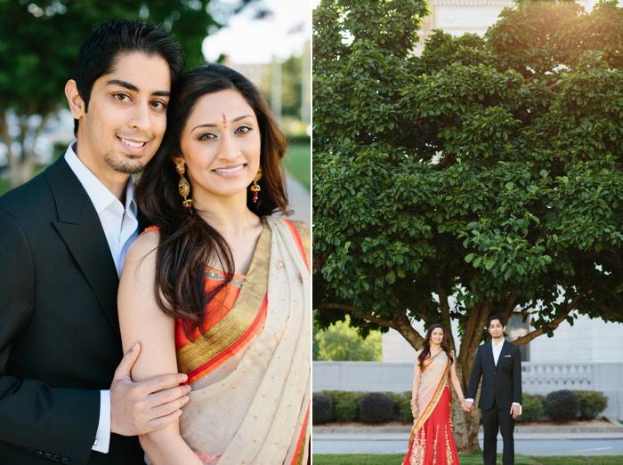 Nisha Patel Engagement Photos Arkansas