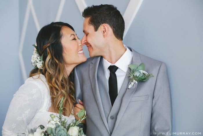 Portofino Hotel Wedding Photos