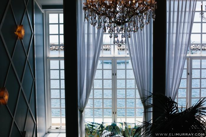 Portofino Hotel lobby Redondo Beach