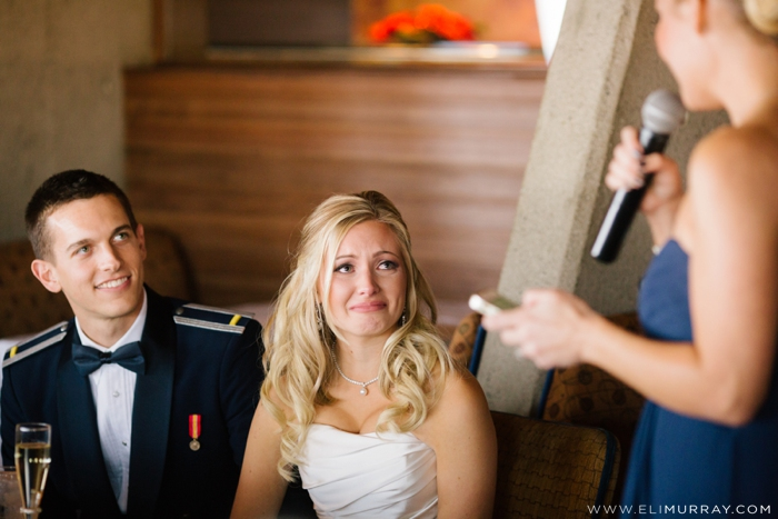 emotional bride photo