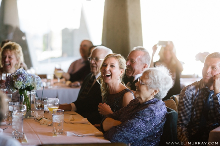 guests at dana point wedding