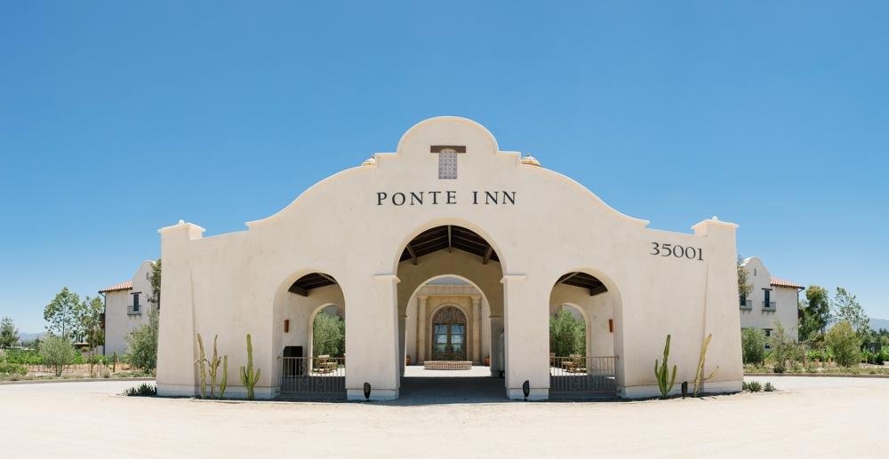 Ponte Inn Winery Temecula California