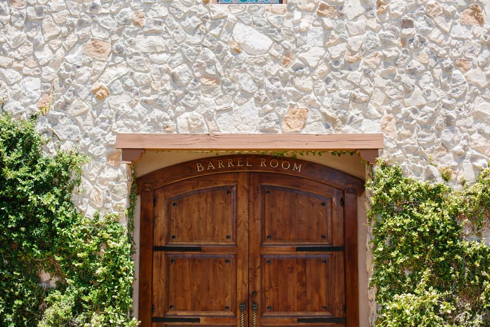 ponte winery barrel room Temecula