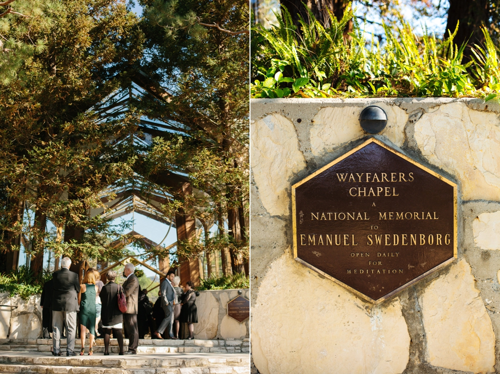 Wayfarers Chapel Rancho Palos Verdes