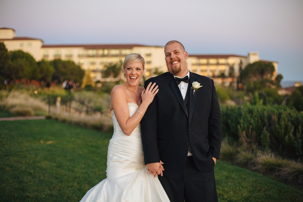 Terranea Resort Wedding photos