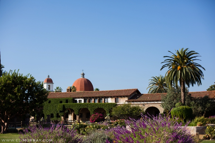 Photo of the Mission San Juan Capistrano