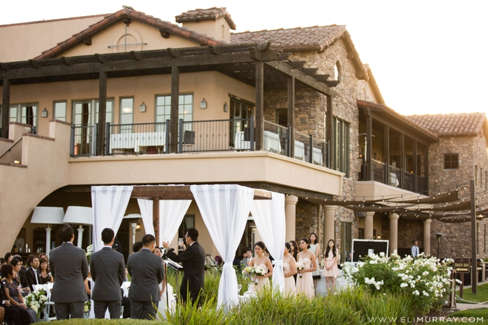 Weddings at Aliso Viejo Country Club