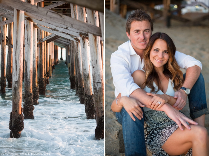 Newport Beach Engagement Photographer