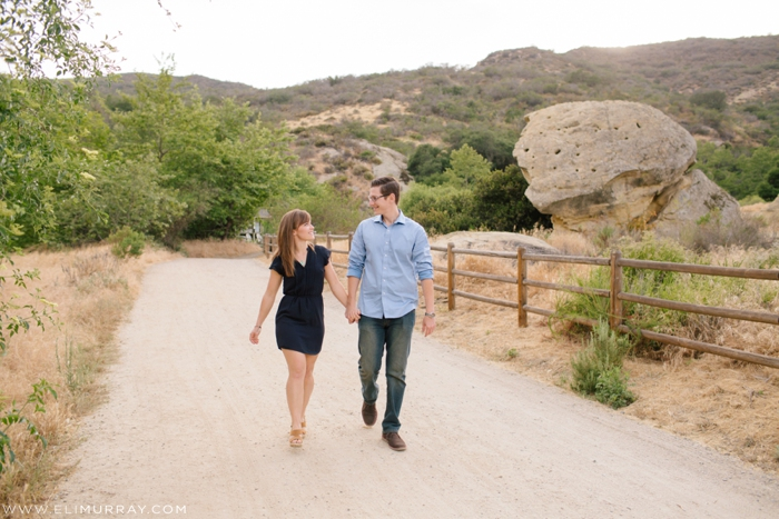 Tawny and Frank Engagements