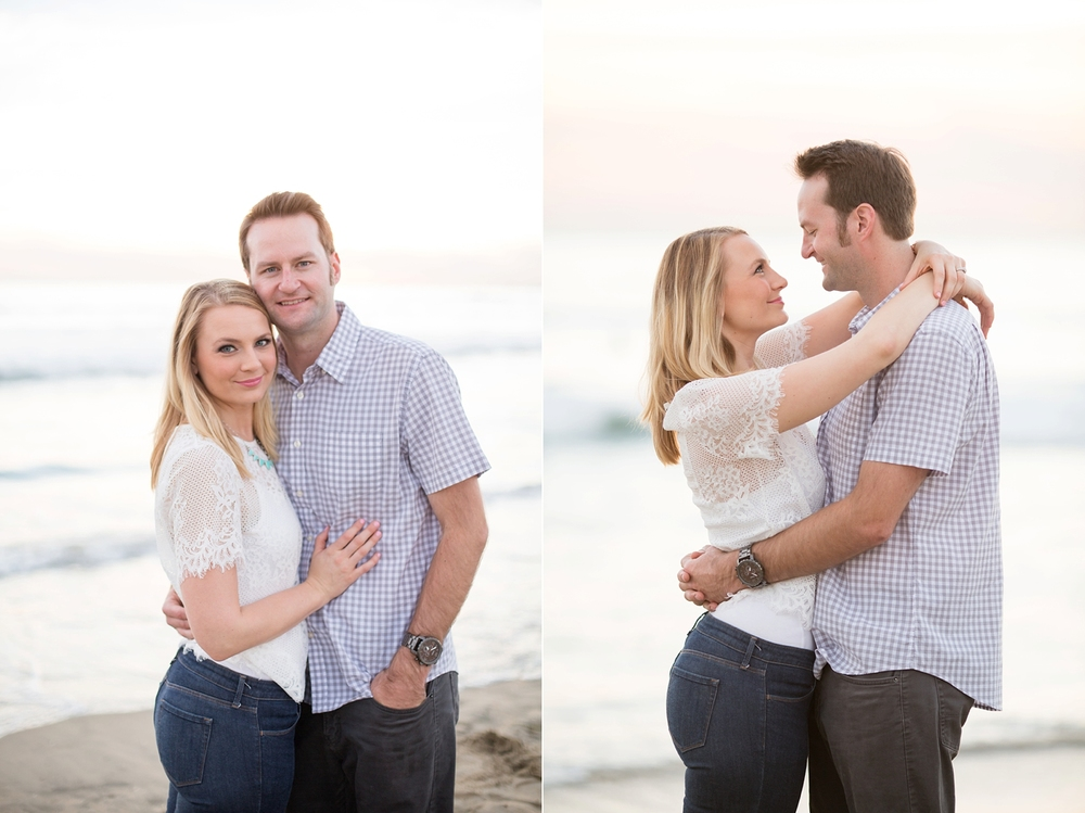 Huntington Beach Portrait Session