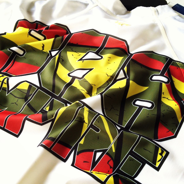 Full Color Sublimation Printing