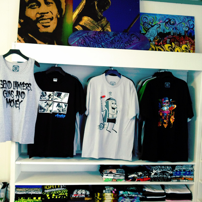 Eightytwo retail clothing division