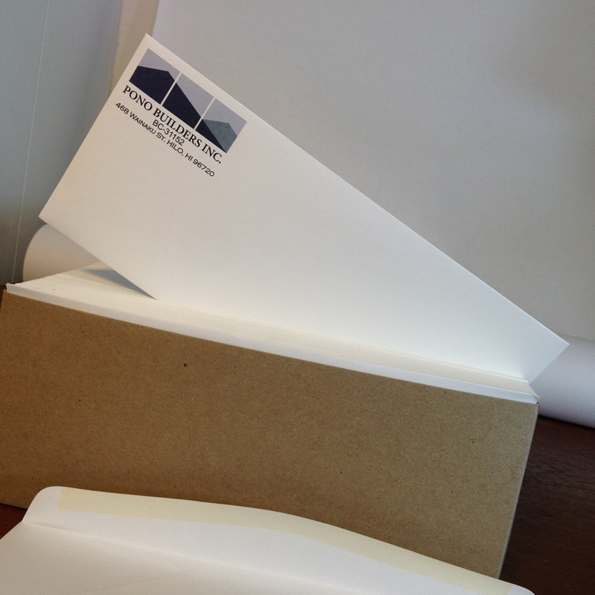 Envelopes (click for more info)