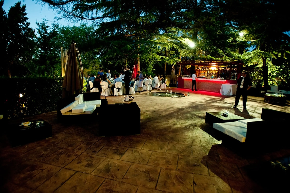 Terraza - Restaurante Latigazo