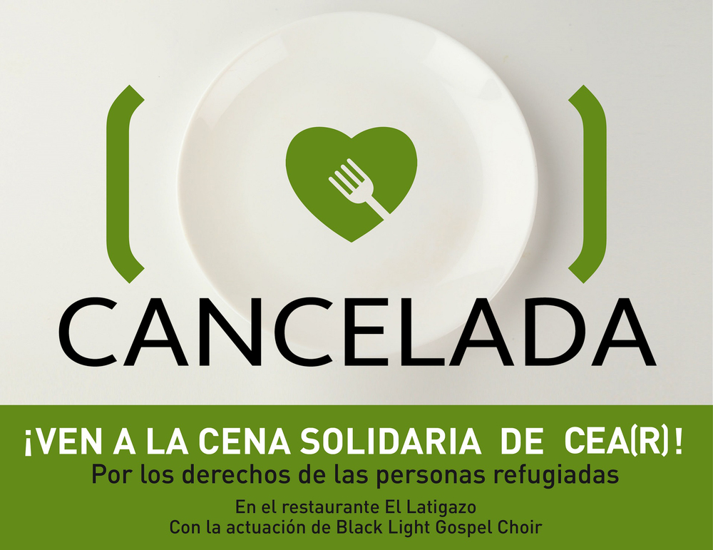invitacion cena solidaria cear