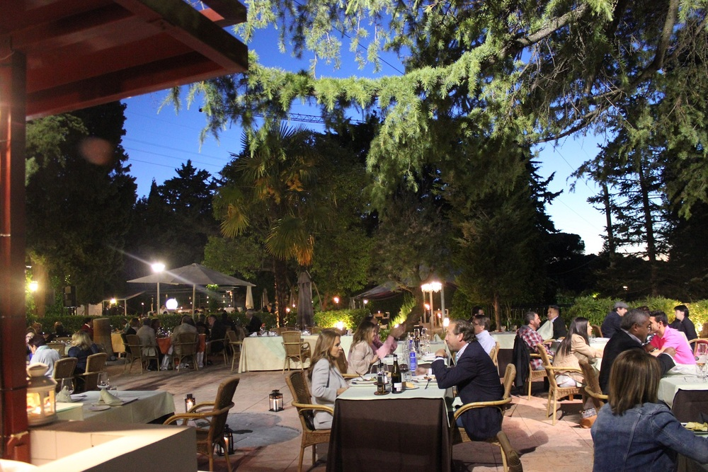 Latigazo una terraza con encanto latigazo restaurante - Terrazas romanticas madrid ...
