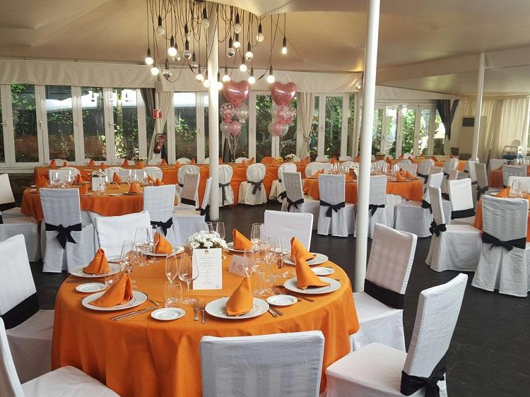 Comuniones y Bautizos - Restaurante Latigazo