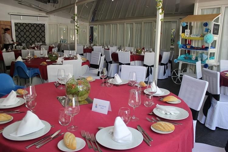 Bautizo - Sala White. Latigazo restaurante